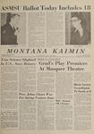 Montana Kaimin, April 22, 1964