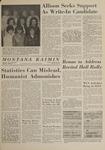 Montana Kaimin, April 24, 1964