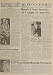 Montana Kaimin, May 5, 1964