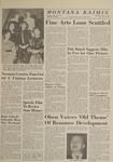Montana Kaimin, May 7, 1964