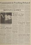 Montana Kaimin, May 13, 1964