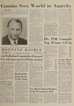 Montana Kaimin, May 15, 1964