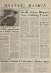 Montana Kaimin, May 19, 1964