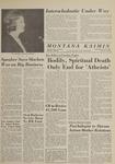 Montana Kaimin, May 20, 1964