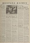 Montana Kaimin, May 28, 1964