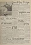 Montana Kaimin, May 29, 1964