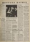 Montana Kaimin, October 2, 1964