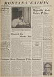 Montana Kaimin, October 7, 1964