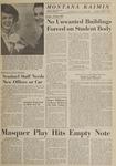 Montana Kaimin, October 8, 1964