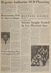 Montana Kaimin, October 14, 1964