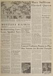 Montana Kaimin, October 20, 1964