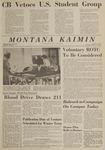 Montana Kaimin, October 22, 1964