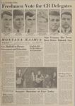 Montana Kaimin, October 23, 1964