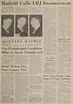 Montana Kaimin, October 28, 1964