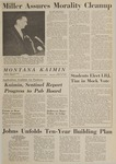 Montana Kaimin, October 29, 1964