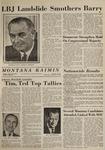 Montana Kaimin, November 4, 1964
