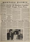 Montana Kaimin, November 13, 1964