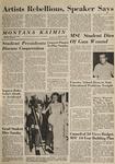 Montana Kaimin, November 17, 1964