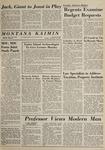 Montana Kaimin, November 24, 1964