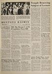 Montana Kaimin, December 1, 1964