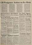 Montana Kaimin, December 3, 1964