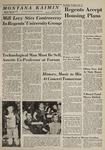Montana Kaimin, December 8, 1964