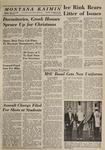 Montana Kaimin, December 10, 1964