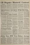 Montana Kaimin, January 7, 1965
