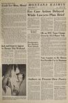 Montana Kaimin, January 15, 1965