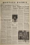 Montana Kaimin, January 22, 1965