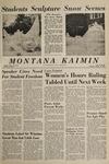 Montana Kaimin, January 26, 1965