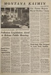Montana Kaimin, February 3, 1965