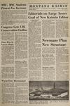 Montana Kaimin, February 9, 1965