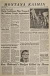 Montana Kaimin, February 11, 1965