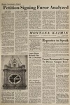 Montana Kaimin, February 16, 1965