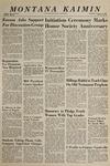 Montana Kaimin, February 17, 1965