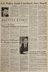 Montana Kaimin, February 19, 1965