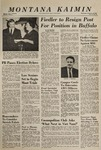 Montana Kaimin, February 24, 1965
