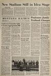 Montana Kaimin, March 10, 1965