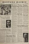 Montana Kaimin, April 2, 1965
