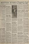 Montana Kaimin, April 7, 1965
