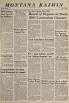Montana Kaimin, April 13, 1965