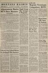 Montana Kaimin, April 14, 1965