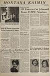 Montana Kaimin, April 15, 1965