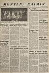 Montana Kaimin, April 27, 1965
