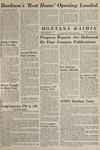 Montana Kaimin, April 29, 1965