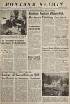 Montana Kaimin, May 6, 1965