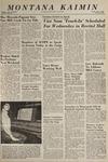 Montana Kaimin, May 7, 1965