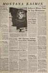 Montana Kaimin, May 19, 1965