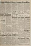 Montana Kaimin, May 20, 1965